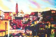 Matera - Alba in Via dei Fiorentini