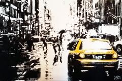 New York - Rain