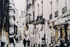 Parigi - Rue Saint-Séverin