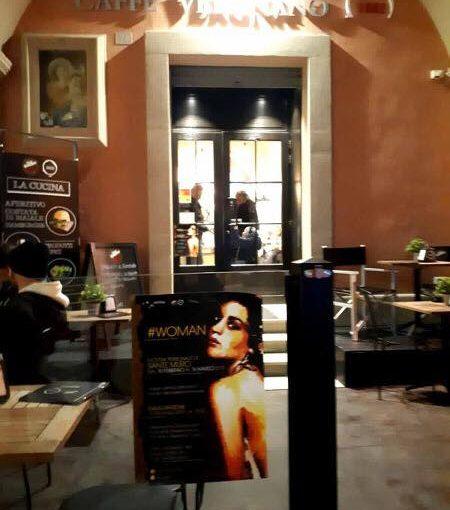 #WOMAN - Caffè Vergnano