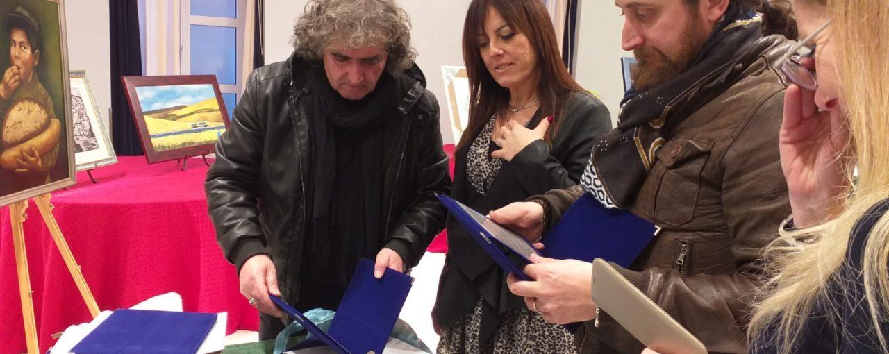 Premio Constantin Udroiu, Maestro d'arte e di vita, a Matera il 28 dicembre alle ore 16